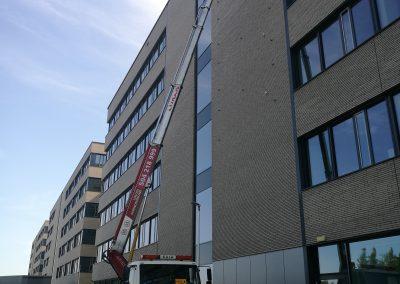 usługi podnośnikowe Poznań centrum